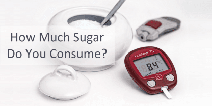 How Much Sugar Do You Consume?