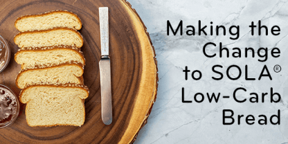 delicious sola low-carb bread