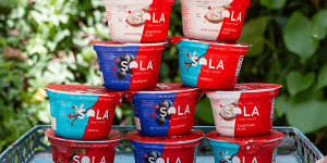 sola greek yogurt