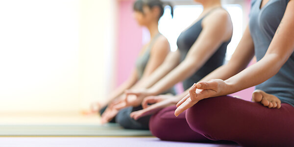 Yoga and health benefits