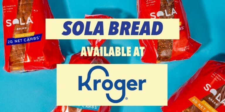 Kroger Near Me Adds Sola Bread
